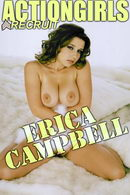 Erica Campbell in White Fur gallery from ACTIONGIRLS