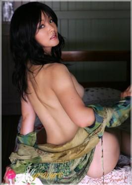 Asuka Kurosawa  nackt