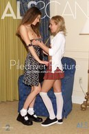 Ashley & Lainey in Piledriver Posture gallery from ALS ARCHIVE