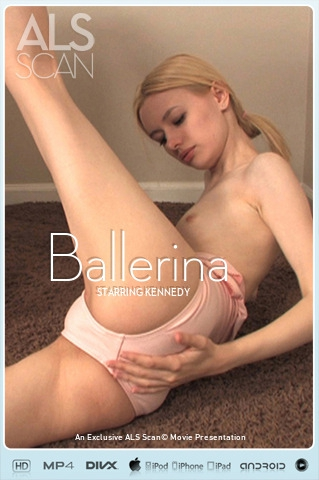 Kennedy in Ballerina video from ALS SCAN