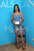 Cathy Heaven in Model #5 gallery from ALS SCAN