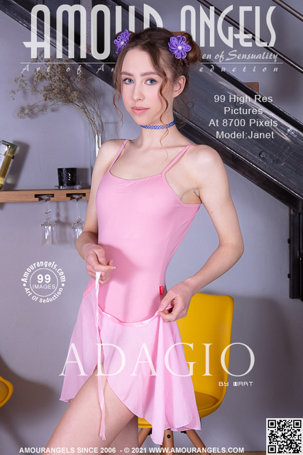 Janet in Adagio gallery from AMOUR ANGELS by Wart
