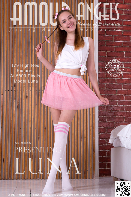 Presenting Luna gallery from AMOUR ANGELS by Siwar