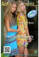 Two Girls-Friends