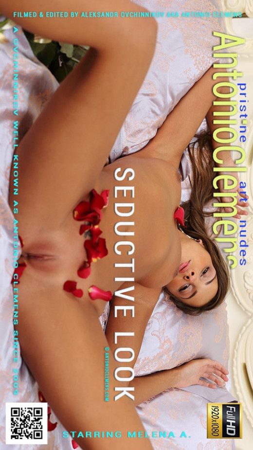 Melena A in Seductive Look video from ANTONIOCLEMENS by Antonio Clemens