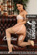 Kristina U gallery from ART-LINGERIE