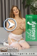Lottii Rose video from ART-LINGERIE