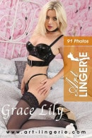 Grace Lily gallery from ART-LINGERIE