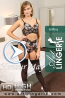 Honour May video from ART-LINGERIE