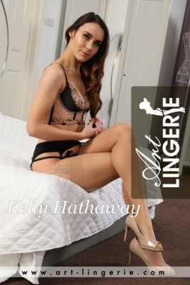 Kelly Hathaway  from ART-LINGERIE