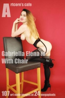Gabriella Elena  from ARTCORE-CAFE