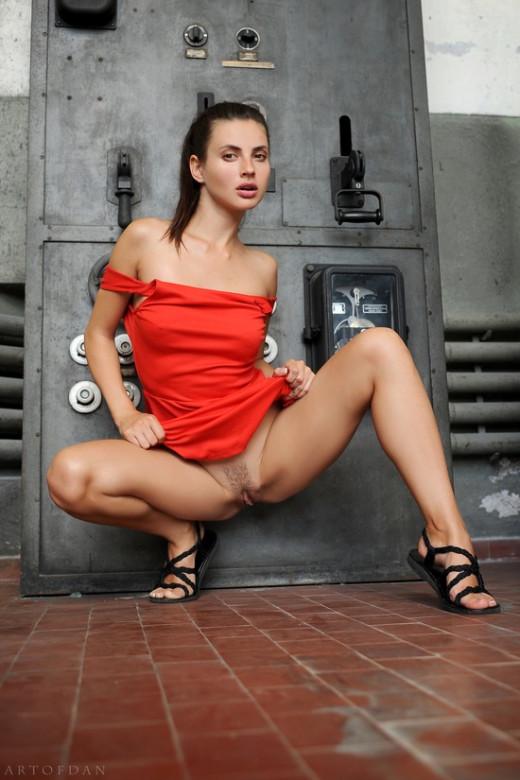 Alina Malin in Transformer gallery from ARTOFDANWORLD by Artofdan