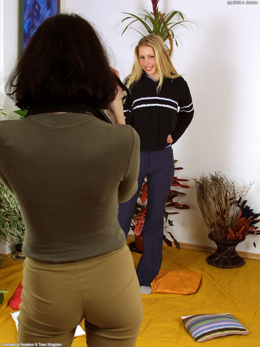 Petra & Petra in lesbian gallery from ATKARCHIVES