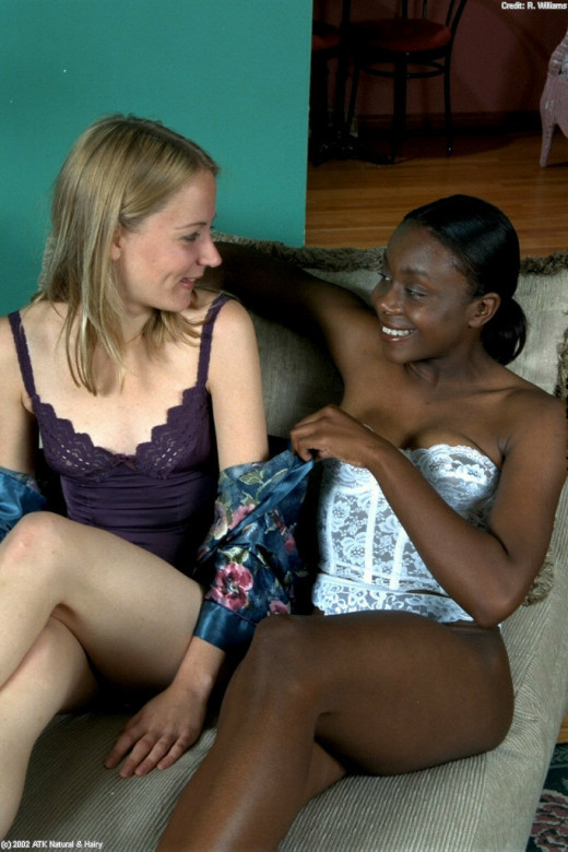 Felicity & Latrese in lesbian gallery from ATKARCHIVES