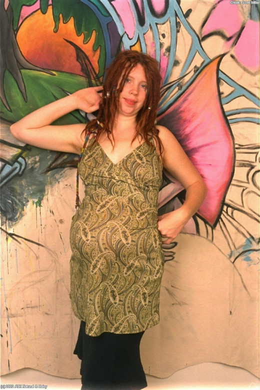 Kristie in pregnant gallery from ATKARCHIVES