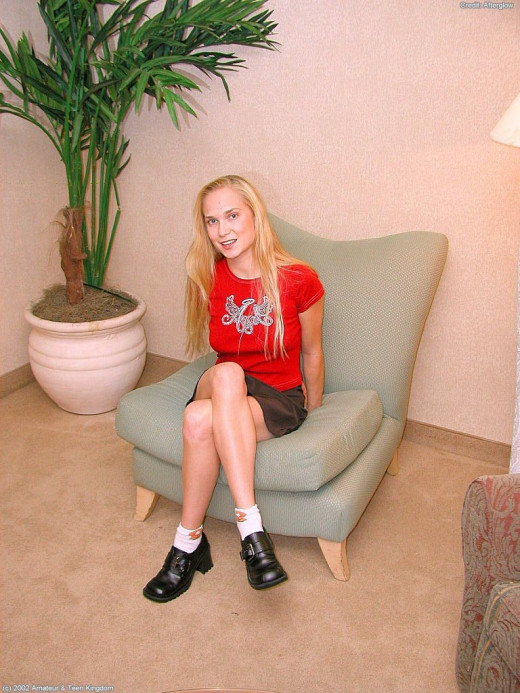 Coral in upskirts and panties gallery from ATKARCHIVES