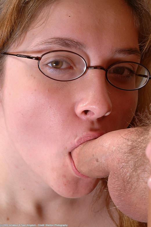 Tammy in blowjob gallery from ATKARCHIVES