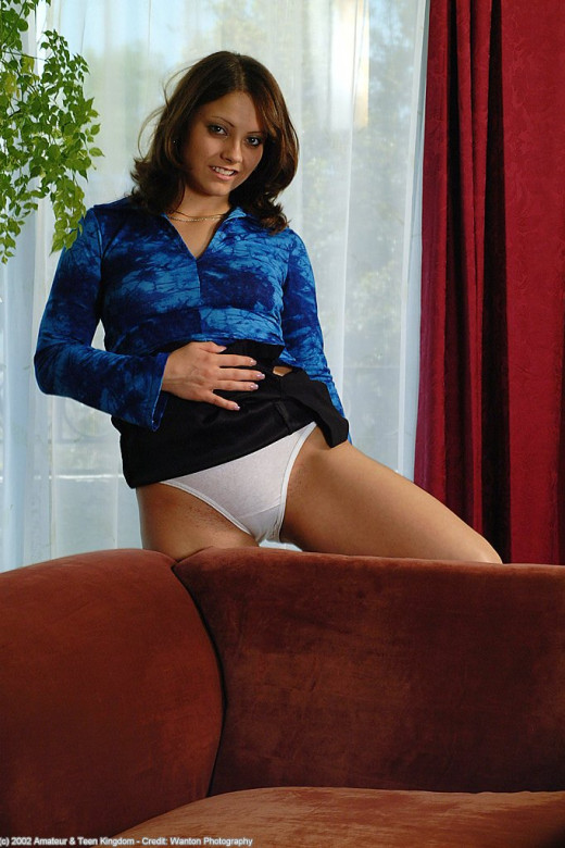 Willa in upskirts and panties gallery from ATKARCHIVES
