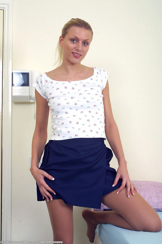 Sally in upskirts and panties gallery from ATKARCHIVES