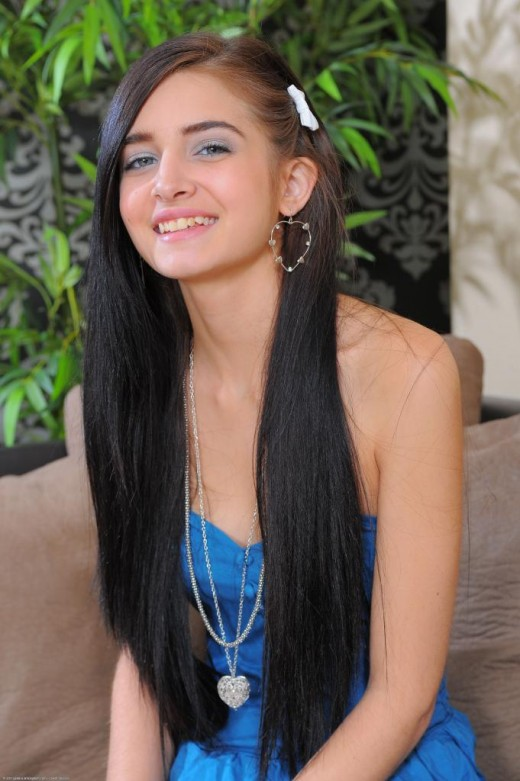 Zoey Kush in babes gallery from ATKPETITES