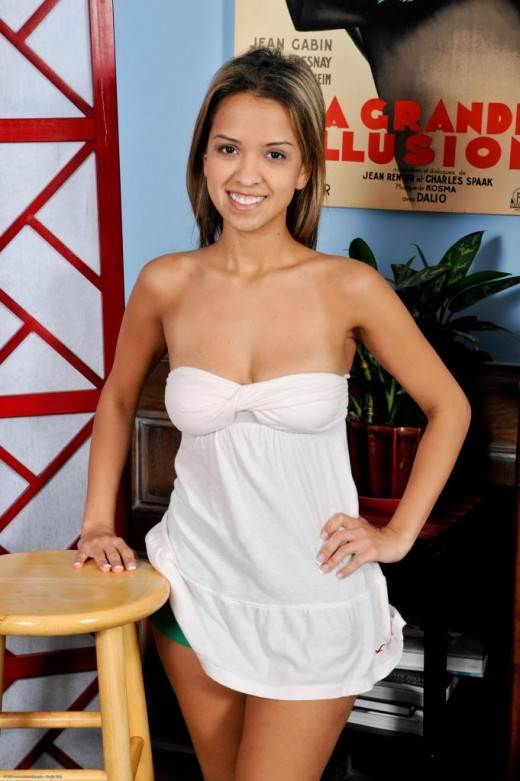 Kim Jenica in latinas gallery from ATKPETITES