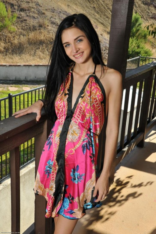 Zoey Kush in nudism gallery from ATKPETITES