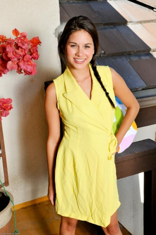 Shyla Jennings in nudism gallery from ATKPETITES