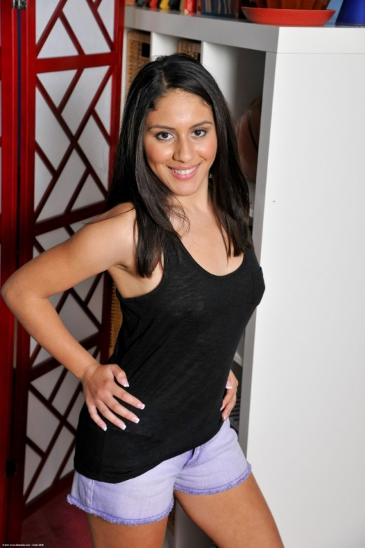 Liv Aguilera in latinas gallery from ATKPETITES