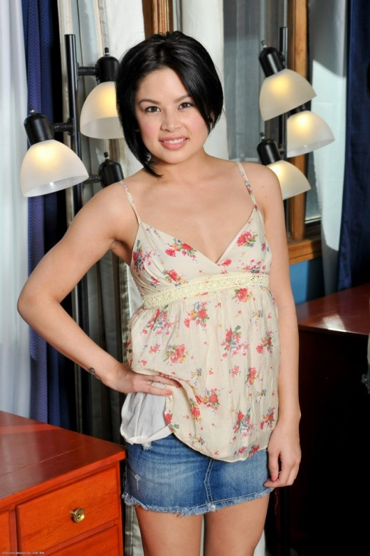 Kami Li in asians gallery from ATKPETITES