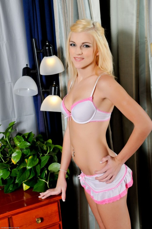 Lacey Leveah in lingerie gallery from ATKPETITES