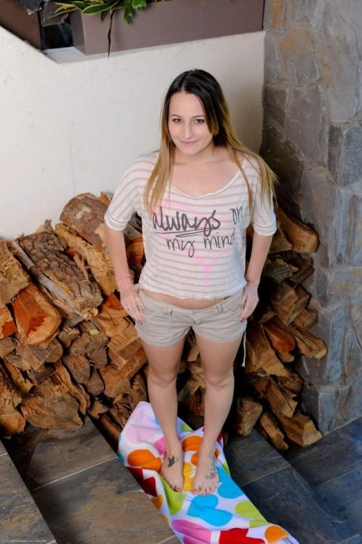 Missy Sweet in nudism gallery from ATKPETITES
