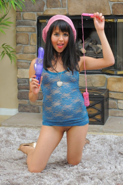 Rebecca Lace in toys gallery from ATKPETITES