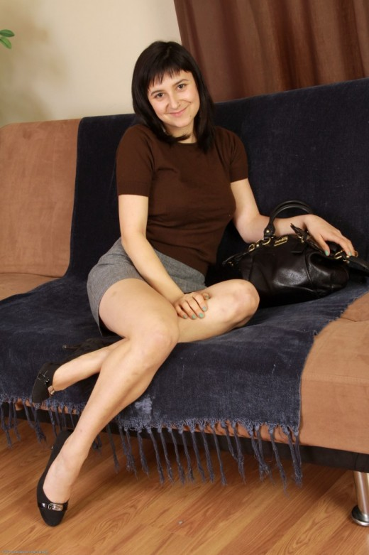 Altaira in hairy fun gallery from ATKPETITES