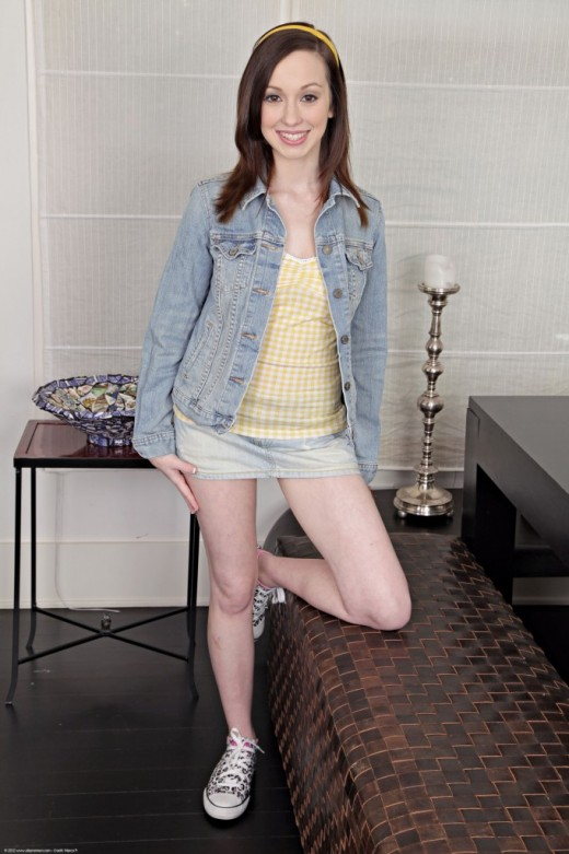 Ally Evans in toys gallery from ATKPETITES