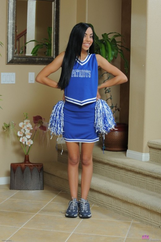 Taylor Luxx in uniforms gallery from ATKPETITES