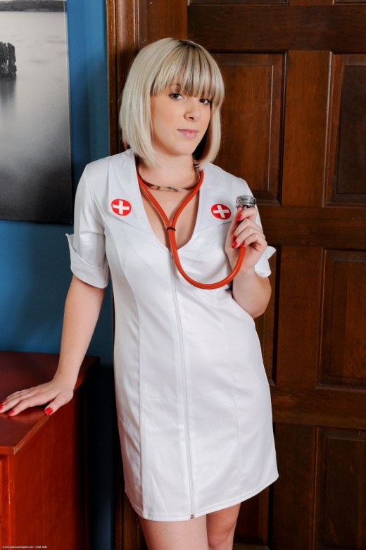 Lady Monroe in uniforms gallery from ATKPETITES
