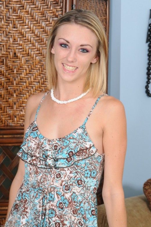 Freya in upskirts and panties gallery from ATKPETITES