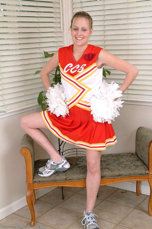 Caley in coeds in uniform gallery from ATKPETITES