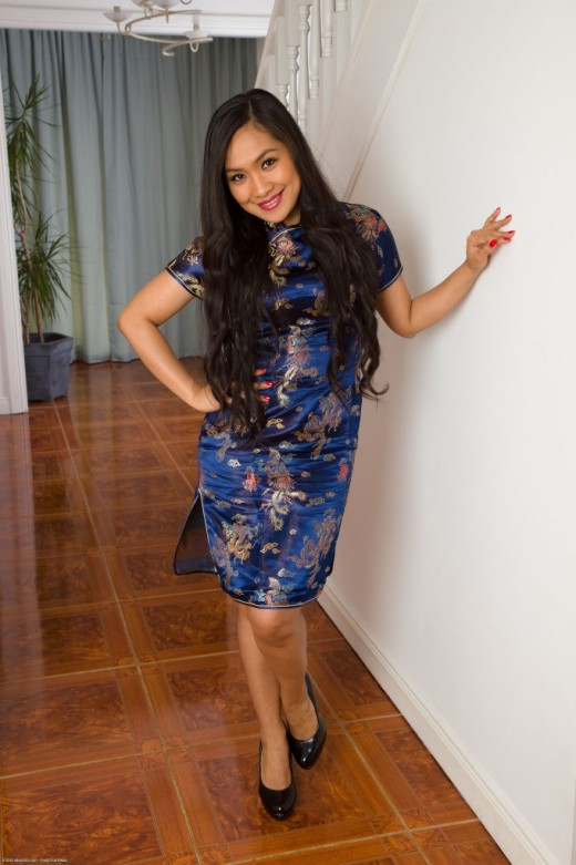Amy Latina in asians gallery from ATKPETITES