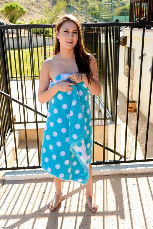 Bliss Dulce in nudism gallery from ATKPETITES