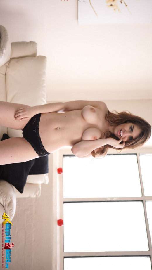 Katie Louise in Betting Boobs gallery from BOPPINGBABES