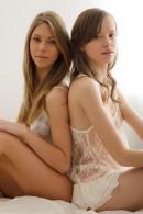 Gorgeous Lesbians Having Romantic Sex