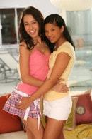 2 Smoking Hot Latina Teens