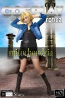 Stacy in Mitochondria gallery from COSPLAYEROTICA