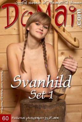 Svanhild  from DOMAI