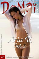 Aria R in Set 5 gallery from DOMAI by Kevin Roberts