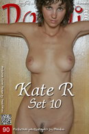 Kate R in Set 10 gallery from DOMAI by Bredon
