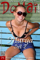 Marya in Set 2 gallery from DOMAI by Henry Sharpe