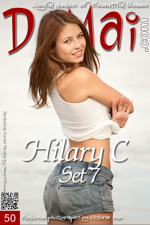 Hilary C in Set 7 gallery from DOMAI by Victoria Sun