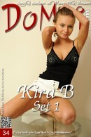 Kira B in Set 1 gallery from DOMAI by Paramonov